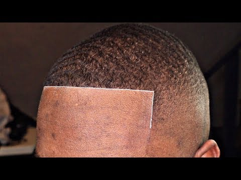 MICHAEL B JORDAN HAIRCUT TUTORIAL