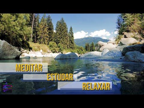 # 001 RELAXAR ESTUDAR MEDITAR / RELAX STUDYING MEDITATE / Meditar e Relaxar - Acalmar  Pensamentos