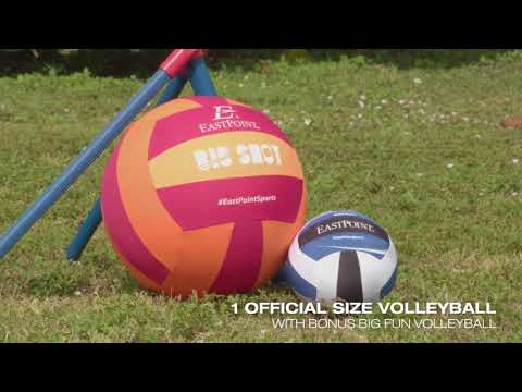 EastPoint Sports Easy Setup Volleyball / Badminton
