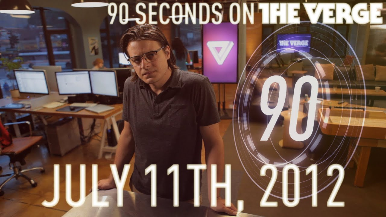 New Tiny Wings, PC+, and more - 90 Seconds on The Verge: July 11, 2012 thumbnail