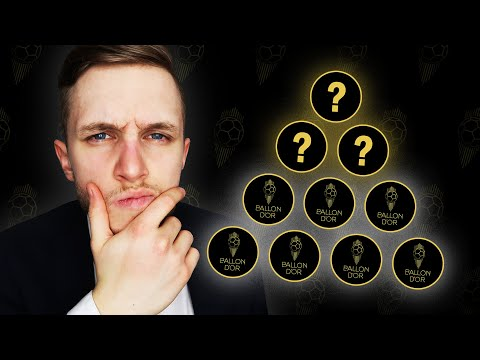 🏆 Voici mon Top 10 du Ballon d'Or