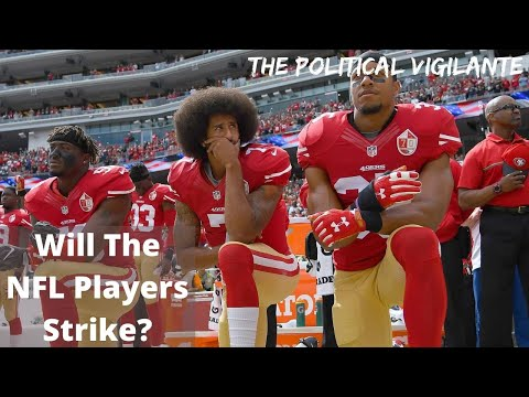 NFL Players Shutting Down Games Will Force Change