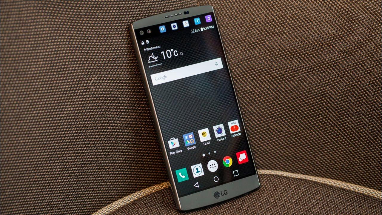 LG V10 hands-on thumbnail