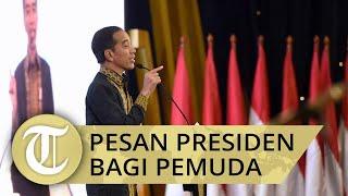 Pesan Presiden untuk Generasi Muda saat Peringati Hari Sumpah Pemuda