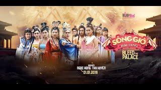 SÓNG GIÓ HẬU CUNG   Phim Cổ Trang Trailer