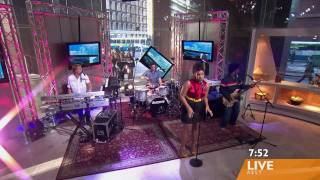 No Air-Jordin Sparks (live on sunrise 9-16-08)