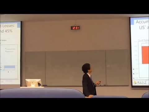 2015 NUS-IRES Kiyohiko G. Nishimura Public Lecture