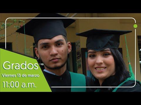 Grados 13 de marzo 11:00 a.m.