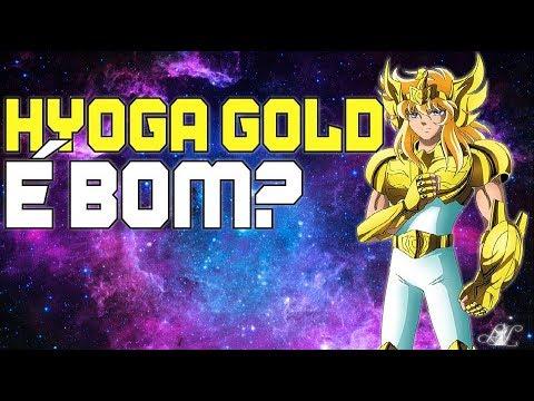 GOLD HYOGA É BOM? - SAINT SEIYA AWAKENING
