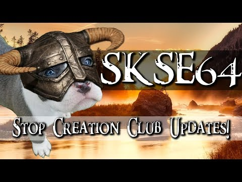 skse64 is UPDATED :: The Elder Scrolls V: Skyrim Special Edition