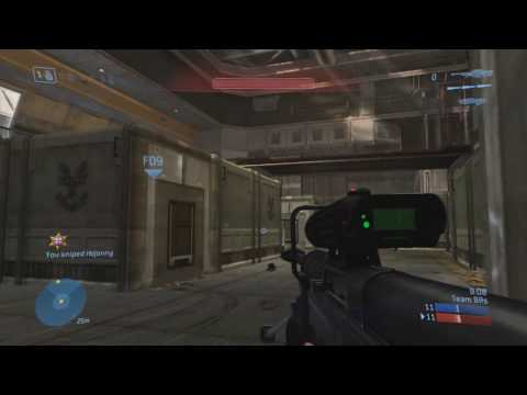 The Weirdest Halo Sniper Shot I've Ever Seen