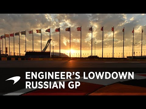 Engineer's Lowdown with Will Joseph | Russian GP