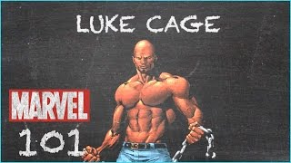 Hero for Hire - Luke Cage