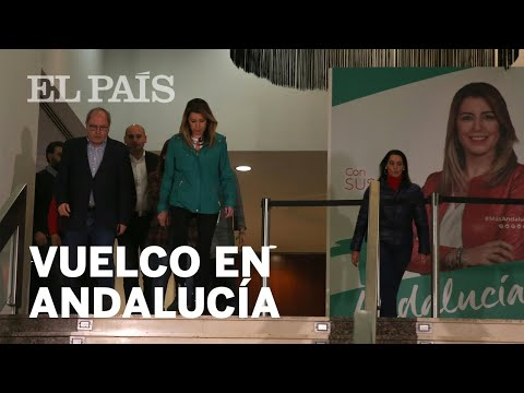 Faschisten in Regionalparlament Andalusiens