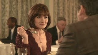 Dido Miles (Dr Emma Reid) Date With Her Boss | 25 July 2015