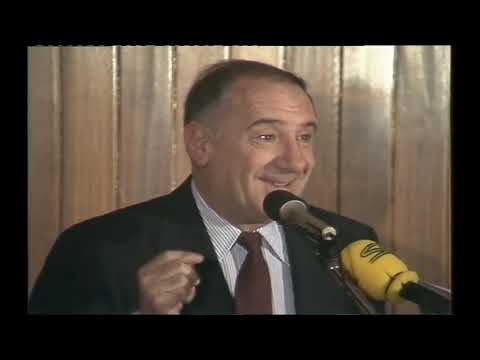 Alfredo Landa en Figueres (Alt Empordà) 1989