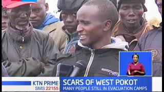 West Pokot landslide victims in dire humanitarian state