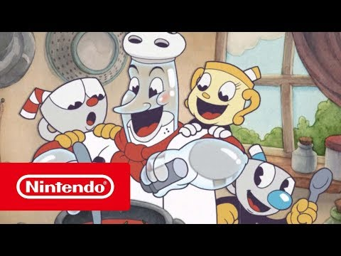 ▷ Nintendo Cuphead - The Delicious Last Course (Nintendo