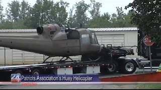 Patriots Association's Huey Helicopter