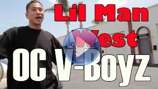 Lil Man West from V-Boyz in Orange County talks about the street and drug addiction