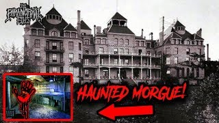 This Haunted Hotel In Arkansas Holds A Dark Secret