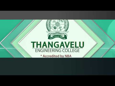Thangavelu Engineering College video cover1