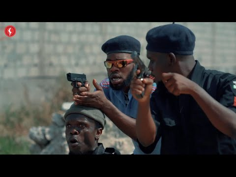 Broda Shaggi Officer Woos and New Recruit in Big Trouble