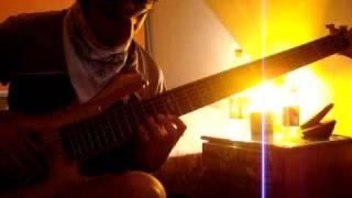 Adagio - The Stringless Violin (bass cover)