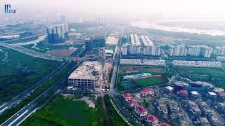 Toàn Cảnh Quận 2 - Khu Đô Thị Đẹp Nhất Đông Nam Á Trong Tương Lai Đang Được Xây Dựng