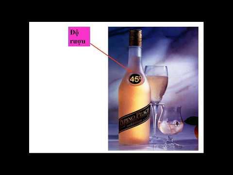 Hóa 9 - Bài 44: Rượu Etylic (cô Hân)