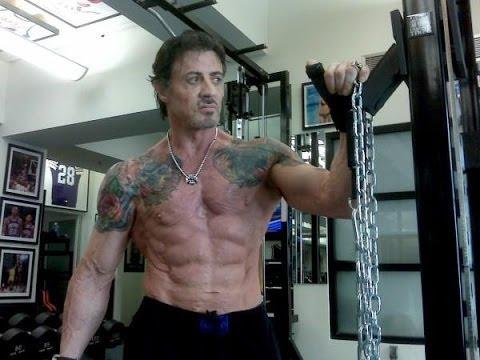 Huyền thoại Sylvester Stallone - Ramboo,Rocky,Biệt đội đánh thuê