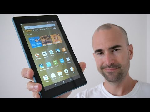 Amazon Fire 7 (2019)   Should I buy this £50 tablet?