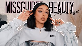 MISSGUIDED DO MAKEUP?! LETS REVIEW IT
