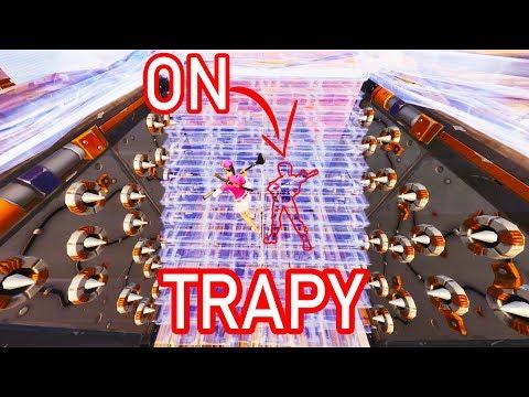 Jak se bránit pomocí TRAPKY v 1V1! - Fortnite Battle Royale