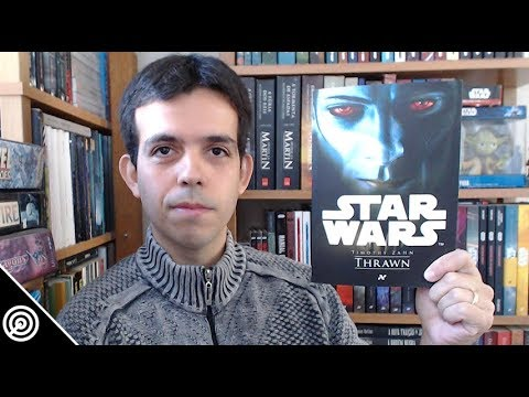 STAR WARS: THRAWN - Resenha - Leitura #130
