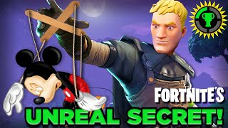Game Theory: Fortnite's SECRET Plan to Control Disney!