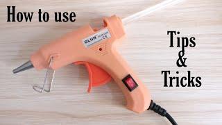 How To Use Hot Glue Gun   Hot Glue Gun   Things You Should Know About Hot Glue Gun