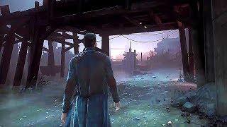 VAMPYR Gameplay Demo Walkthrough (E3 2017)