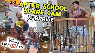 Disney Infinity 3.0 AFTER SCHOOL SCARE CAM SURPRISE!  Dads Box Rage (Wave 1)