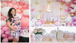 MY SWEET BABY SHOWER (DETAILS & GAMES)