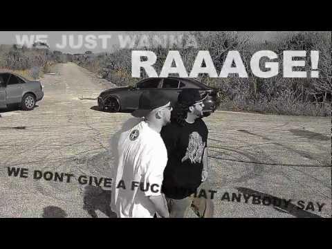 RAAAGE! (Living Proof, Dredstar & Quintero) *OFFICIAL VIDEO* Viper Pit Records