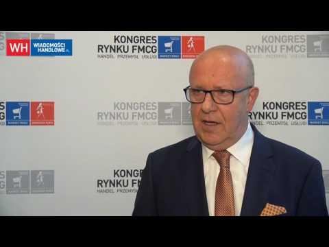 Wojciech Kruszewski o nowym koncepcie sklepu Lewiatan