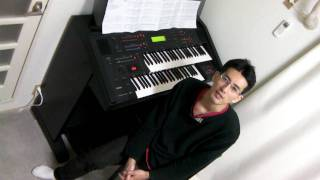 VALENTI(BoAの曲)のエレクトーン演奏
