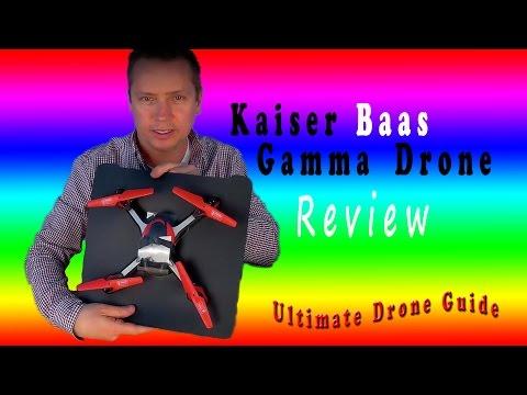 Kaiser Baas Gamma Drone Review
