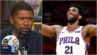 Jalen Rose questions if Joel Embiid has finally turned a corner | Jalen & Jacoby
