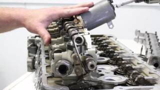 """Inside The Motor"" With Dan Connor - N52 Cylinder Head"