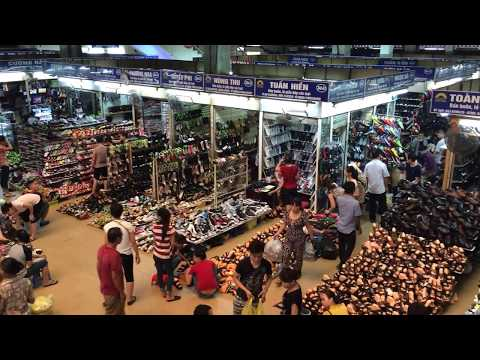 Video Dong Xuan market, 1 Dong Xuan, Hoan Kiem, Ha Noi