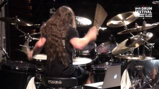 MDF2013 - Peter Wildoer - Part 3 - Darkane 'In the absence of pain'