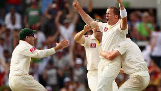 From the Vault: Peter Siddle's birthday hat-trick in full
