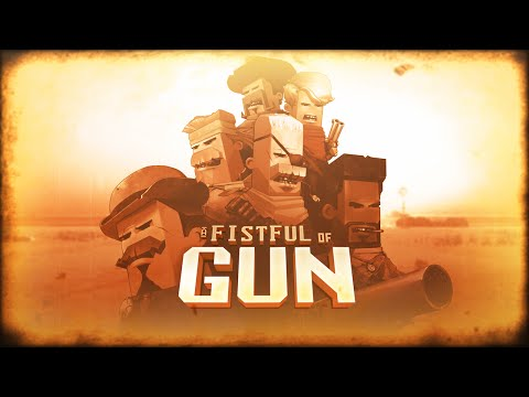 A Fistful of Gun - The Devil's Broadside (Launch Trailer) thumbnail